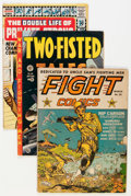 Golden Age (1938-1955):Adventure, Fiction House and Other Golden Age Comics Group (1940s-50s)....