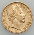 German States:Bavaria, German States: Bavaria. Ludwig II gold 20 Mark 1872-D,...