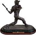 Baseball Collectibles:Others, 2006 Stan Musial Bronze Statue by Sculptor Who Created BuschStadium Statue....