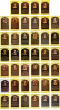Autographs:Sports Cards, 1980's-90's Stan Musial & Others Signed Cards Lot of 100+....