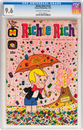 Bronze Age (1970-1979):Humor, Richie Rich #110 (Harvey, 1971) CGC NM+ 9.6 Off-white to white pages....