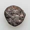 Ancients:Greek, Ancients: ATTICA. Athens. Ca. 353-294 BC. AR tetradrachm (17.21gm)....