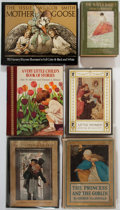 Books:Children's Books, [Jessie Willcox Smith]. Lot of Six Books Illustrated by Smith.Various publishers, dates. Mostly early editions. Generally G...(Total: 6 Items)