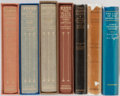 Books:Children's Books, [N. C. Wyeth]. Lot of Seven Books Illustrated by Wyeth. Variouspublishers, dates. Early and later reprint editions. Publish...(Total: 7 Items)