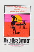 "Movie Posters:Sports, The Endless Summer (Cinema 5, 1966). Day-Glo Silk-Screen One Sheet (27"" X 41"").. ..."