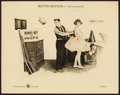 "Movie Posters:Comedy, The Playhouse (First National, 1921). Lobby Card (11"" X 14"").. ..."