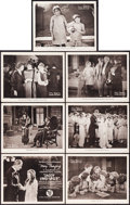 """Movie Posters:Comedy, Daddy Long Legs (First National, 1919). Title Lobby Card and LobbyCards (6) (11"""" X 14"""").. ... (Total: 7 Items)"""