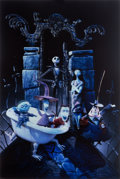 "Movie Posters:Animation, The Nightmare Before Christmas (Touchstone, 1993). Alternate Lenticular One Sheet (27"" X 40"").. ..."