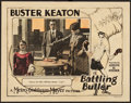 "Movie Posters:Comedy, Battling Butler (MGM, 1926). Lobby Card (11"" X 14"").. ..."