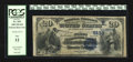 National Bank Notes:Pennsylvania, New Bloomfield, PA - $20 1882 Date Back Fr. 555 The First NB Ch. #(E)5133. ...