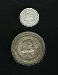"""Expositions and Fairs, 1892-93 Columbian World's Fair """"Ryden Medals,"""" Eglit 35a &35b.... (Total: 2 medals)"""