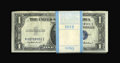 Small Size:Silver Certificates, Fr. 1615 $1 1935F Silver Certificate. Original Pack of 100. Gem Crisp Uncirculated.. ... (Total: 100 notes)