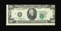 Error Notes:Major Errors, Fr. 2072-D $20 1977 Federal Reserve Note. Choice CrispUncirculated.. ...