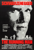 """Movie Posters:Action, The Running Man & Others Lot (Tri-Star, 1987). One Sheets (3) (27"""" X 40"""" & 27"""" X 41""""). Action.. ... (Total: 3 Items)"""