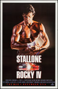 "Movie Posters:Sports, Rocky IV & Other Lot (MGM/UA, 1985). One Sheets (3) (27"" X 40"" & 27"" X 41"")SS & DS Advance. Sports.. ... (Total: 3 Items)"