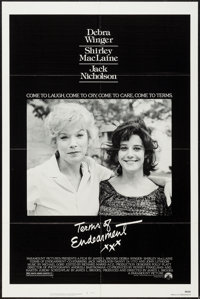 """Terms of Endearment and Others Lot (Paramount, 1983). One Sheets (48) (27"""" X 41""""), Lobby Card Set of 4 (11&quo..."""