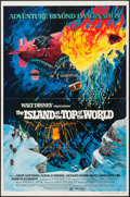 "Movie Posters:Adventure, The Island at the Top of the World & Others Lot (Buena Vista,1974). One Sheets (38) (27"" X 41""), Window Cards (6) (14"" X 22...(Total: 52 Items)"
