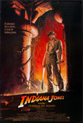 """Movie Posters:Adventure, Indiana Jones and the Temple of Doom (Paramount, 1984). One Sheet(27"""" X 41""""). Adventure.. ..."""