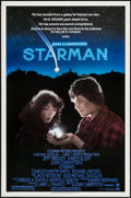 "Movie Posters:Science Fiction, Starman (Columbia, 1984). One Sheet (27"" X 41""). Science Fiction....."