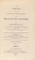 Books:World History, Adam Smith. An Inquiry Into the Nature and Causes of the Wealthof Nations. A New Edition. Glasgow: At the Universit... (Total:3 Items)