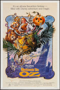 """Movie Posters:Fantasy, Return to Oz & Others Lot (Buena Vista, 1985). One Sheets (2)(27"""" X 41"""") & Poster (40"""" X 60"""") Style Z. Fantasy.. ... (Total:3 Items)"""