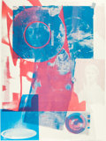 Post-War & Contemporary:Pop, ROBERT RAUSCHENBERG (American, 1925-2008). Quarry, 1968.Color offset lithograph. 34 x 25-1/2 inches (86.4 x 64.8 cm). E...