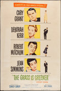"""Movie Posters:Romance, The Grass is Greener (Universal International, 1960). Poster (40"""" X 60"""") Style Y. Romance.. ..."""