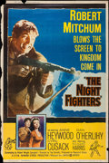 """Movie Posters:War, The Night Fighters & Other Lot (United Artists, 1960). Posters(2) (40"""" X 60""""). War.. ... (Total: 2 Items)"""
