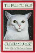 Books:Biography & Memoir, Cleveland Amory. SIGNED. The Best Cat Ever. Little, Brown,1993. Second printing. Publisher's binding and dj. Mo...