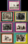 """Movie Posters:War, The Great Escape and Other Lot (United Artists, 1963). Photos (10)(8"""" X 10""""). War.. ... (Total: 10 Items)"""