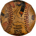 Baseball Collectibles:Others, 1957 George Sosnak Original Baseball Artwork....