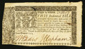 Colonial Notes:Maryland, Maryland April 10, 1774 $8 Very Fine-Extremely Fine.. ...