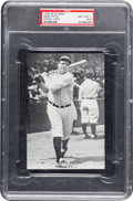 Baseball Cards:Singles (1930-1939), 1933 Blue Bird Babe Ruth, Front View PSA NM-MT+ 8.5....