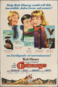 "Movie Posters:Adventure, In Search of the Castaways and Other Lot (Buena Vista, 1962).Posters (2) (40"" X 60""). Adventure.. ... (Total: 2 Items)"