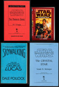 Skywalking: The Life and Films of George Lucas & Others Lot (Harmony Books, 1983). Uncorrected Page Proof Books...