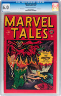 Golden Age (1938-1955):Horror, Marvel Tales #94 (Marvel, 1949) CGC FN 6.0 Off-white to whitepages....