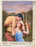 Original Comic Art:Covers, Rudy Nappi Time to Trust Paperback Cover Original Art(Harlequin Romance, 1987).... (Total: 2 Items)