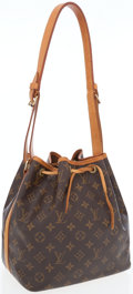 Luxury Accessories:Bags, Louis Vuitton Classic Monogram Petit Noe Shoulder Bag. ...
