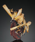 Minerals:Cabinet Specimens, HEMIMORPHITE. Potosí Mine (El Potosí Mine), Francisco Portillo,West Camp, Santa Eulalia District, Mun. de Aquiles Serdán...
