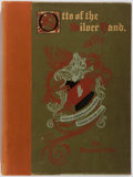 Books:Children's Books, Howard Pyle. Otto of the Silver Hand. New York: Scribner's,1888. First edition. Illustrated by Pyle. Rebacked, with...