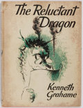Books:Children's Books, Kenneth Grahame. The Reluctant Dragon. Illustrated by PeggyFortnum. London: Bodley Head, [1959]. First edition with...