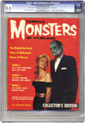 Magazines:Horror, Famous Monsters of Filmland #1 (Warren, 1958) CGC VF 8.0 Cream to off-white pages. When this first Warren monster magazine h...