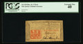 Colonial Notes:New Jersey, New Jersey March 25, 1776 6s PCGS Extremely Fine 40.. ...