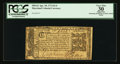 Colonial Notes:Maryland, Maryland April 10, 1774 $1/6 PCGS Apparent Very Fine 30.. ...