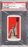 "Baseball Cards:Singles (Pre-1930), 1910 E98 ""Set Of 30"" Ty Cobb, PSA Mint 9 - Black Swamp Find. ..."