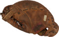 Baseball Collectibles:Others, Circa 1956 Stan Musial Game Used First Baseman's Glove....