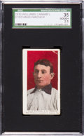 Baseball Cards:Singles (Pre-1930), 1910 E103 Williams Caramel Hans Wagner SGC 35 Good+ 2.5. ...