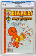 Bronze Age (1970-1979):Cartoon Character, Devil Kids Starring Hot Stuff #90 File Copy (Harvey, 1978) CGC NM+9.6 White pages....