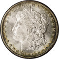 Additional Certified Coins, 1893-CC $1 Morgan Dollar MS65 Paramount International (MS62)....