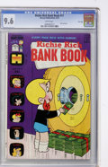 Bronze Age (1970-1979):Humor, Richie Rich Bank Books #11 File Copy (Harvey, 1974) CGC NM+ 9.6White pages....